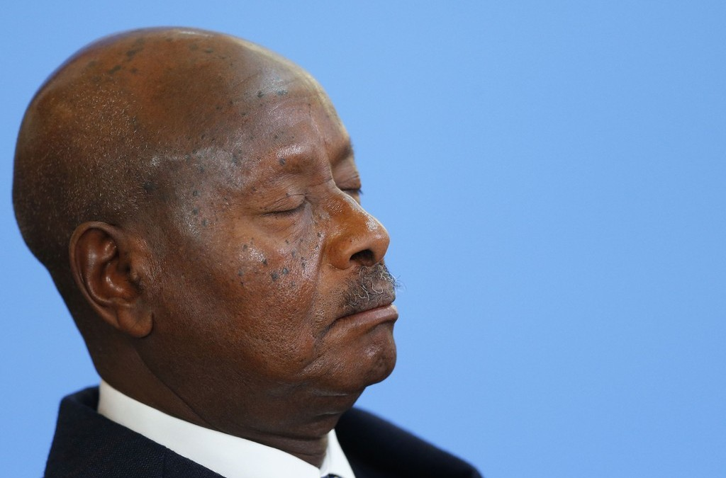 THE MEDICAL CONDITION OF DICTATOR YOWERI MUSEVENI
