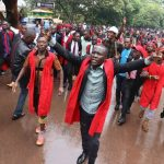 Makerere University Students