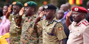 Yoweri Museveni Using Terrorism to silence Opposition members